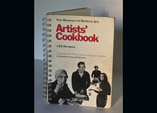 Artists' Cookbook The Museum of Modern Art