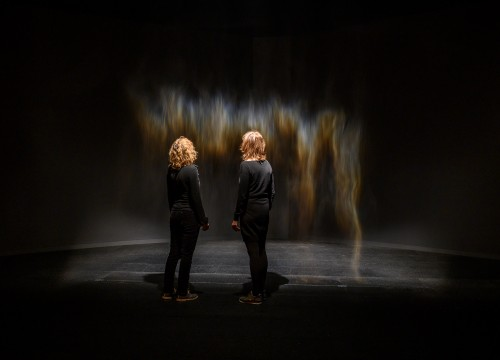OLAFUR ELIASSON Beauty, 1993 Installation view: Guggenheim Museum Bilbao, 2020 Ph: Erika Ede Museum of Contemporary Art, Los Angeles © 1993 Olafur Eliasson